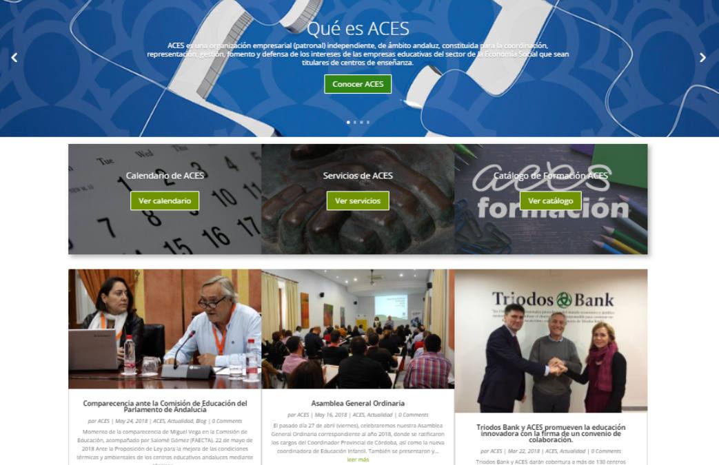 ACES Andalucía – Asociación Andaluza de Centros de Enseñanza de la Economía Social
