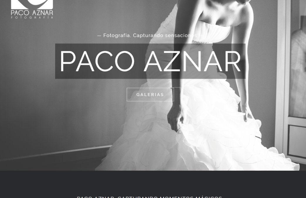 Paco Aznar – Fotografo