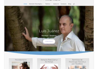 Luis Juárez Castillo – Psychologist
