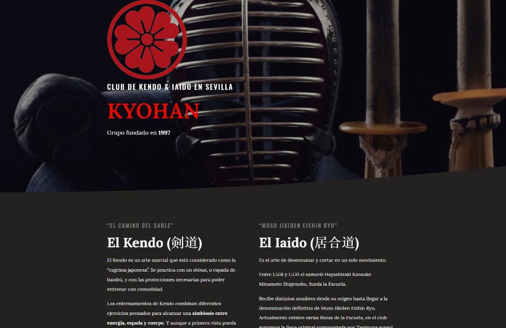 C.D. De Kendo e Iaido Kyohan