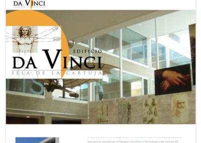 Edificio Da Vinci