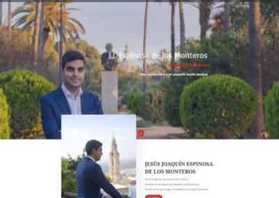 Compositor Espinosa de los Monteros