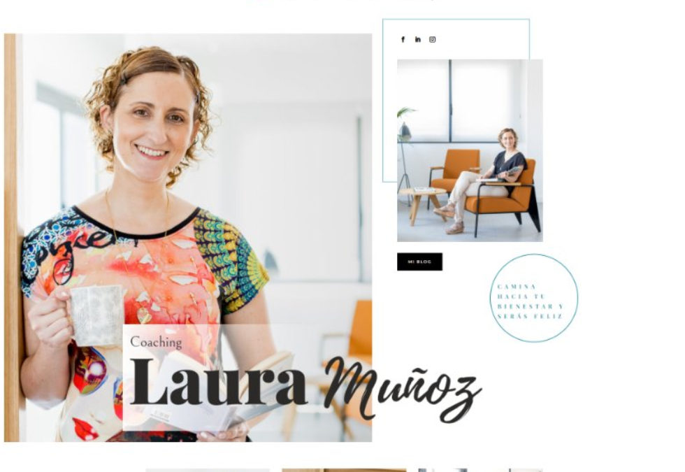 Laura Muñoz – Coach